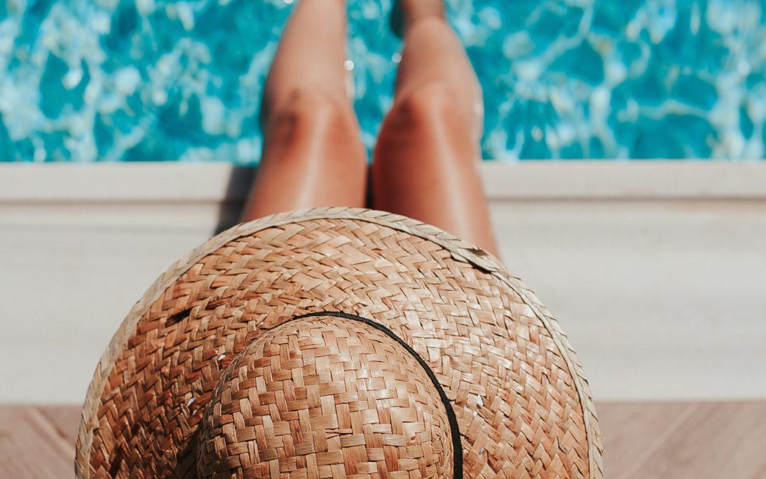 Les soins de l'été